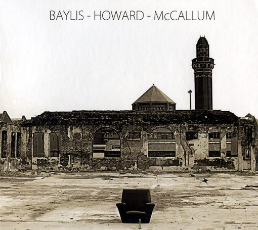 Paul Baylis | Jon Howard | Stuart McCallum ; front cover