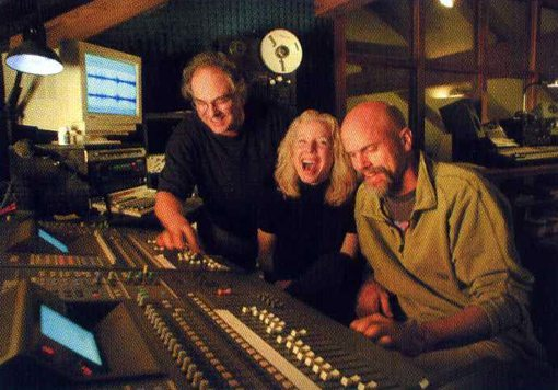 Dana, Kazzrie & John   Photo by David Duke