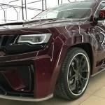 Maxicustoms Premium Tyrannos Bodykit For Jeep Grand Cherokee Srt8