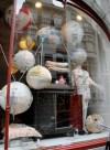 Stofflampe, DIY, Lapionnen, Ballonlampe