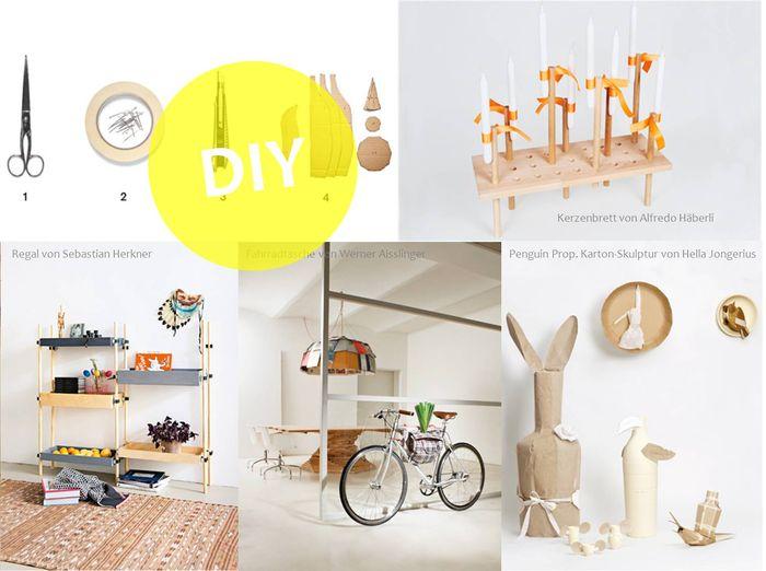 Interview, Thomas Bärnthaler, SZ-Redakteur, DIY, Design, Alfredo Häberli, Sebastian Herkner, Werner Aisslinger, Hella Jongerius