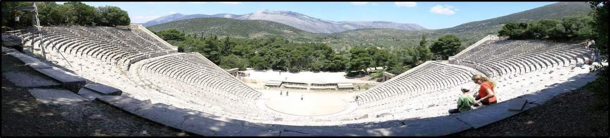 Amphitheather von Epidauros