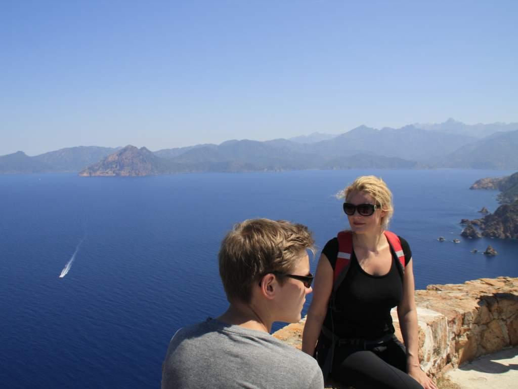 Korsika Mai 2015