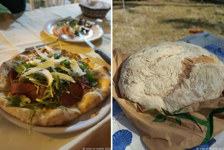 Bild von Pizza und Pane Comunale