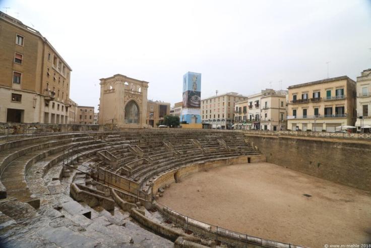 Amphitheater von Lecce