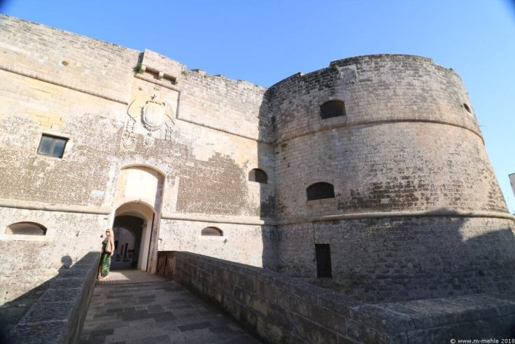 Castello Aragonese in Otranto