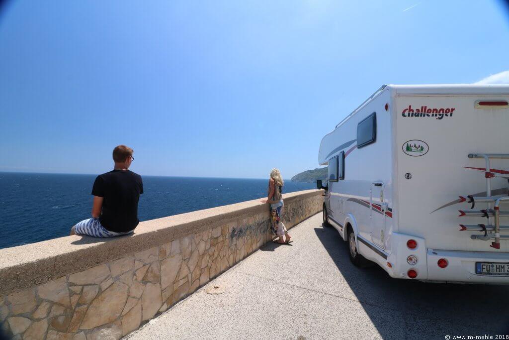 unterwegs an der Küste des Salento