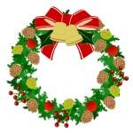 クリスマスリースにはどういう意味があるの?いつからいつまで飾る?材料は?