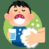インフルエンザの感染経路は?予防に手洗いやうがいは有効?