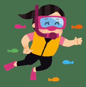 snorkeling_woman