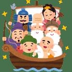 七福神のそれぞれの特徴と由来とご利益は?