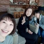 都内で活動する「みらい女性倶楽部」の合宿ミーティング
