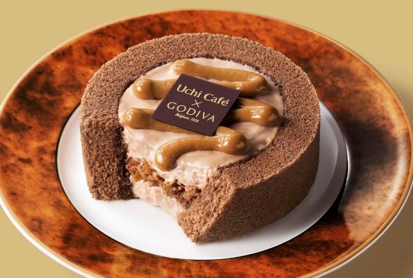 ローソンのキャラメルショコラロールケーキの発売日はいつから?値段は?