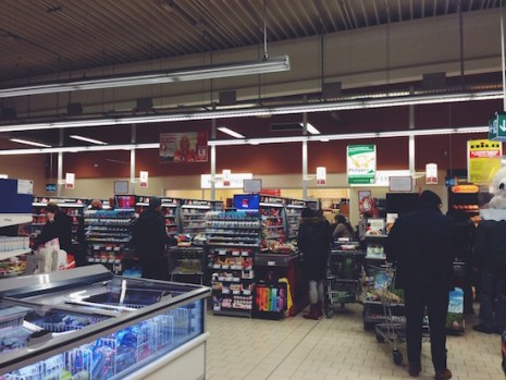 Kaufland Germany Grocery store