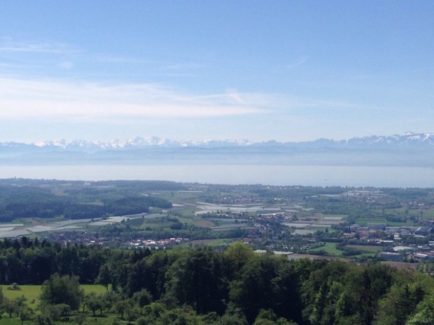tower alps bodensee