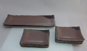萩組皿(大2・小5)