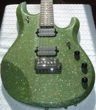 Gremlin Green Sparkle