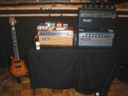 F1 w studio podczas nagrywania płyty Systematic Chaos