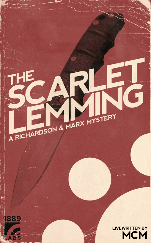 #5D1D The Scarlet Lemming