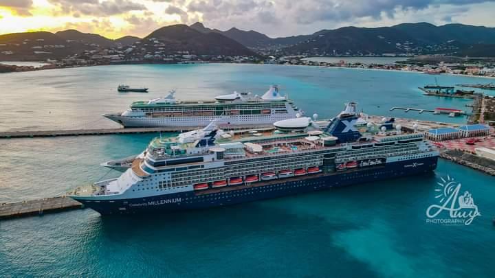 Turista riba crucero rumbo pa Aruba ta conta su experiencia 5