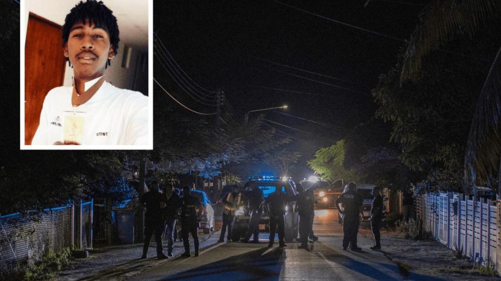 A detene Brandon Wouters sospecha di asesinato 5