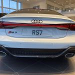 2017 Audi Rs7 Used Cars For Sale Autotrader Uk