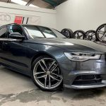 Used Audi A6 Avant Estate 2 0 Tdi Ultra Black Edition Avant S Tronic S S 5dr In Ballynahinch County Down Prestige Marques