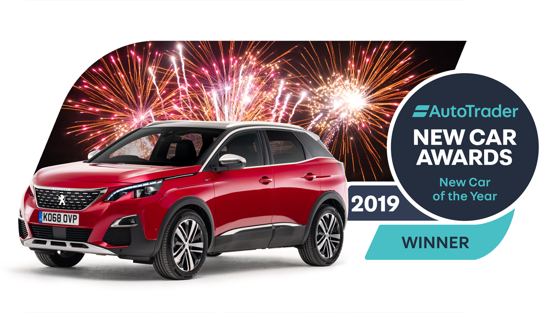 New Car Of The Year 2019 Peugeot 3008 Auto Trader Uk
