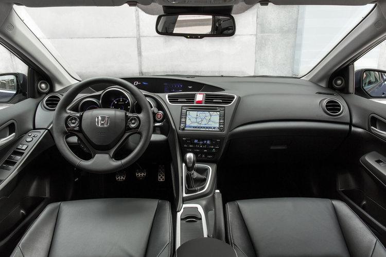 Honda Civic Tourer 18 I VTEC Pierwsza Jazda Autokultpl