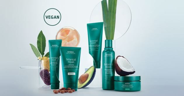 Botanical Repair bond-building strengthening hair care | Aveda