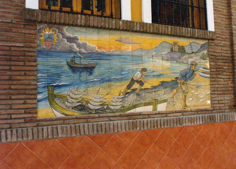 murales de ceramica