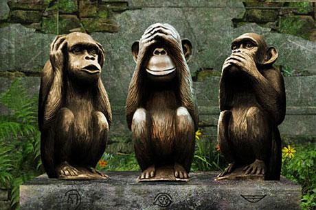 """Képtalálat a következőre: """"három majom"""""""