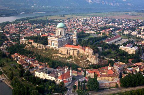 Esztergom városa
