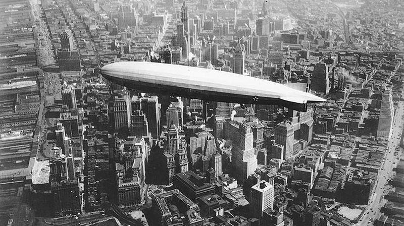 Zeppelin 100 jahre