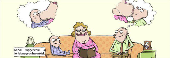 Feleség felszarvazott cső