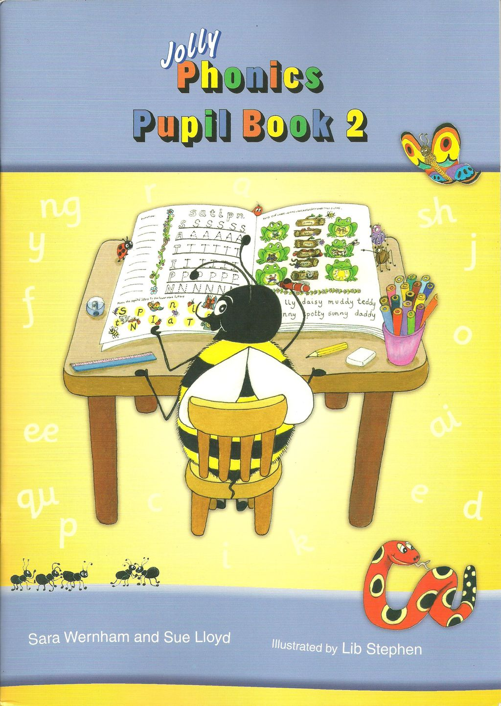 Free Jolly Phonics Book