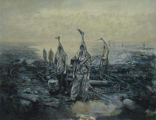 szász sándor Valley_of_the_Kings_Kiralyok_volgye_135x175cm_oil_on_canvas_2013_.JPG