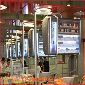 china cigarette displays makeup stand light box suppliers manufacturers factory golden sanye