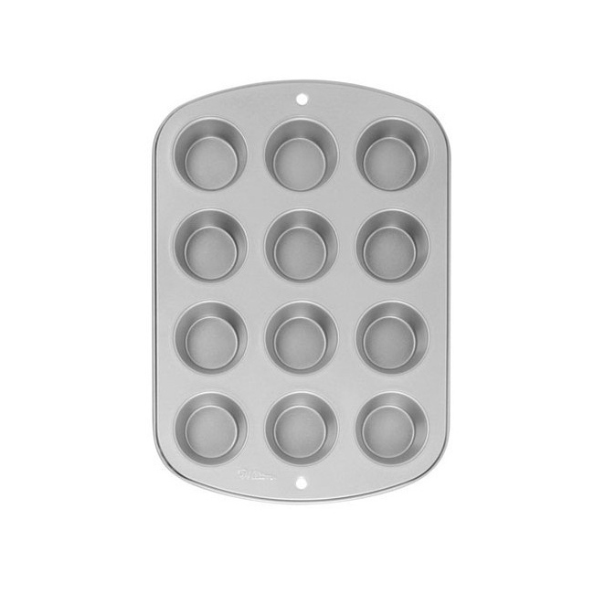 moule 12 muffins wilton taille standard