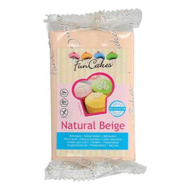 pate a sucre couleur peau funcakes 250g