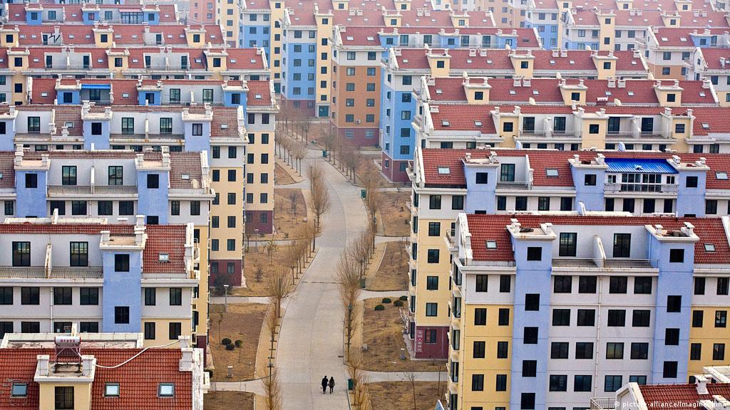 What has become of China′s ghost cities? | Asia| An in-depth look at news from across the continent | DW | 25.11.2016