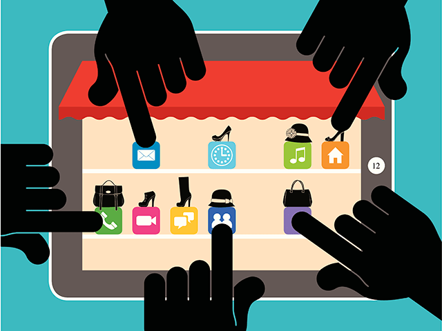 Create a virtual ID or handle