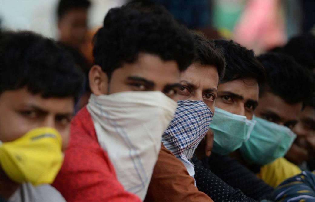 coronavirus india cases: India coronavirus positive cases touch ...