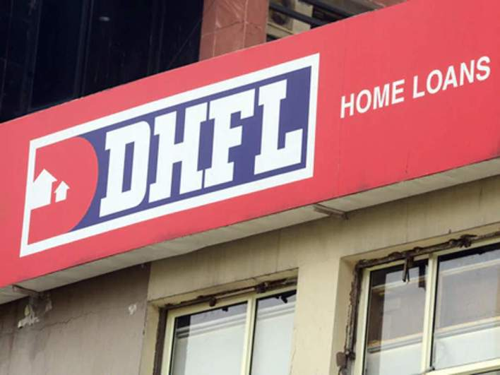 dhfl posts consolidated net loss of rs 13,095 cr in q3 - the economic times