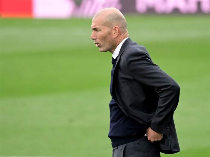Real Madrid says Zinedine Zidane stepping down as team's coach - The  Economic Times
