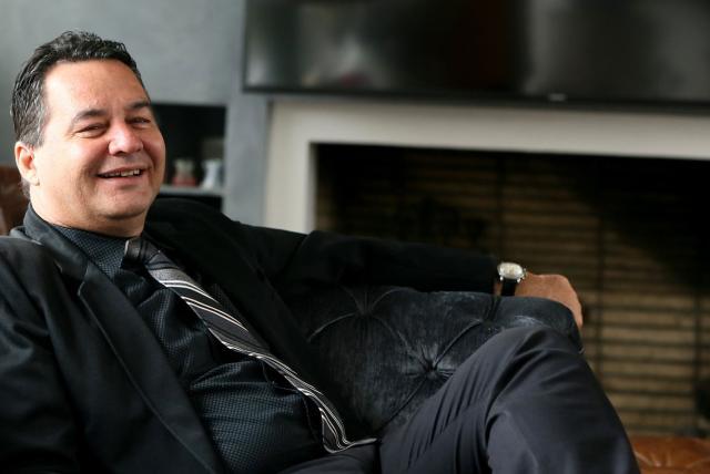 Ángel Santiesteban-Prats, escritor cubano