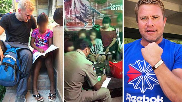 Un ex-policier infiltre un réseau d'esclavage sexuel pour secourir des enfants de sa propre initiative