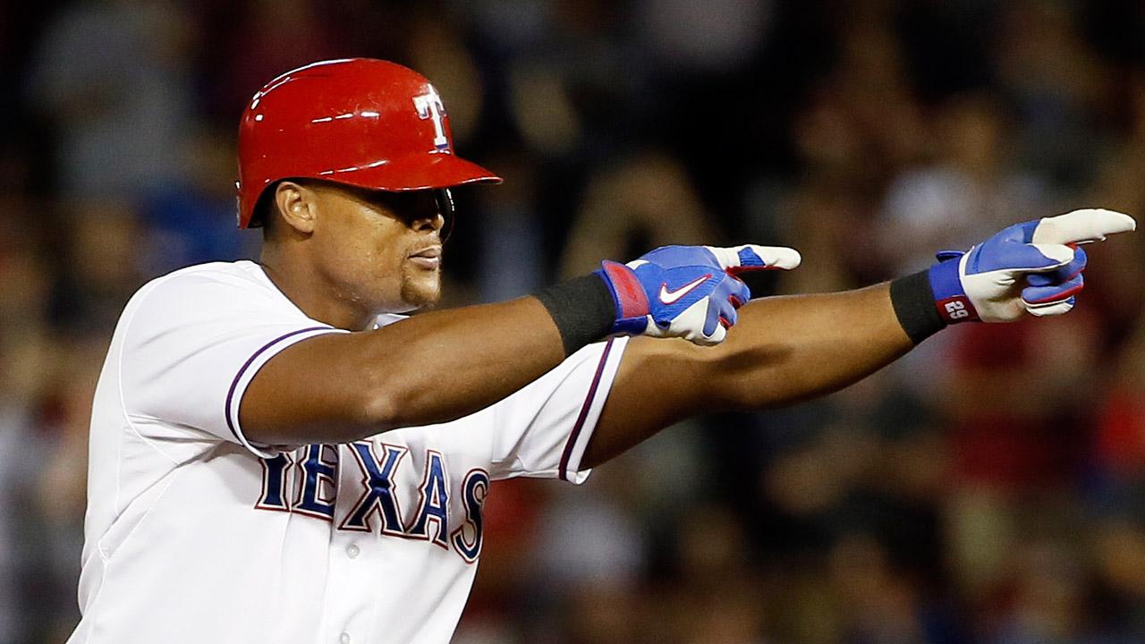 Adrián Beltré y los Rangers podrían acordar una extensión