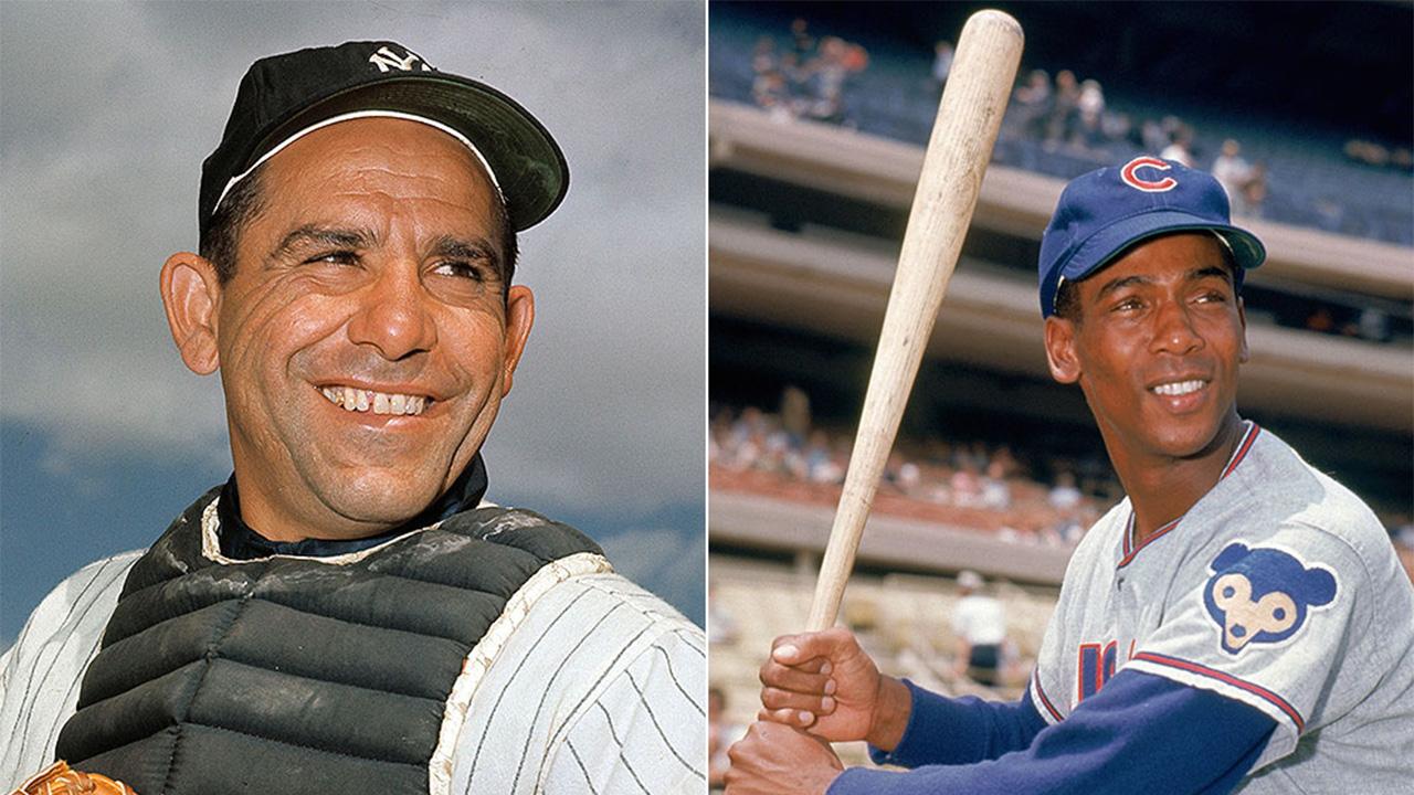 Yogi Berra y Ernie Banks entre los que se nos fueron en el 2015