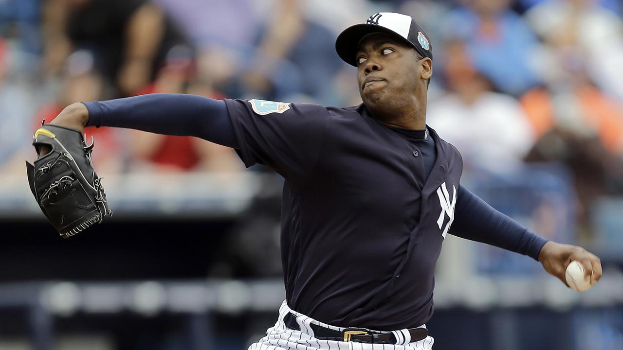 Los Yankees están más cerca de contar con Aroldis Chapman